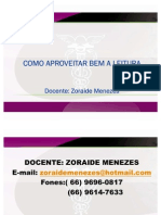 Material Dicas de Como Estudar Ofertado Professor A Zoraide Menezes