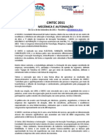 CINTEC 2011 SOCIESC