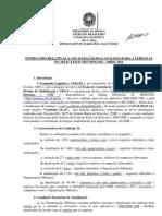 Instrucoes Atualizacao Catalogo 14 Aplicativo SISCOFIS OM