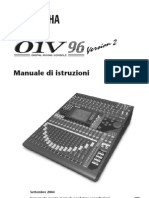 Yamaha 01v96 v2 Manuale Utente Merged