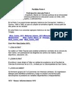 Educacion, Participacion Educada Parte 4 Antolin Lopez Medina