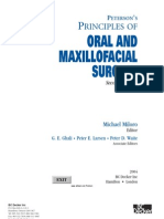 Peterson's Principles of Oral and Maxillofacial Surgery 2nd Ed 2004