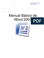 Tutorial Word 2007