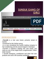Sunsilk Gang of Girls