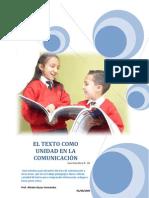 El Texto Unidad Comunicacion