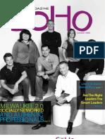 Magazine SOHO October08