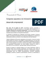 CP-Congreso de Innovación 30 agosto