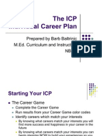 Career Passport ICP Folder Completion Project