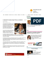 27-08-11 La diputada Flor Ayala entregó 10 becas a estudiantes