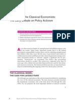 Rohlf Keynes and Classical