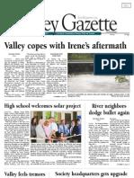 The Valley Gazette - 9.1.11