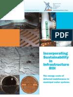 Canada Infrast Sustainability Report