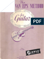 The George Van Eps Method for Guitar (en)