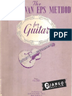 george van eps guitar method pdf