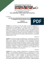 Sanc Consejos Estadales de Planificacion 28-12-10