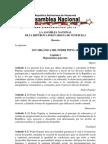 Sanc Ley Organica Del Poder Popular 09-12-10