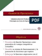 Presesntacion de Estfategias de Operaciones