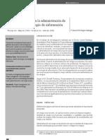 Analisis Del Riesgo en La Admin is Trac Ion de Proyectos de TI
