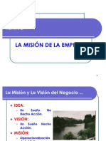La Mision de La Empresa