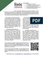 Tax Clinic Flyer - English