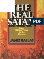 The Real Satan by James Kallas ~1975~