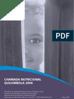 Chamada Nutricional Quilombola 2006
