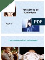 Aula n 9- Trans Tor Nos de Ansiedade