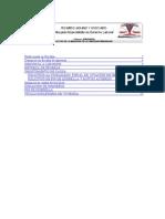 Formato Modelo Ejemplo DENUNCIA EN  FISCALIA  DE AGRESIÓN FÍSICA