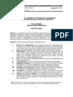 Ley Para El Desarrollo Integral de Las Personas Con ad Camp