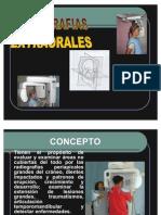 EXAMENES RADIOGRÁFICOS EXTRAORALES 2010