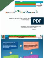 Propuesta Pedagogic A Presentar Al Secret a Rio