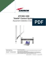 Atc300-1000 Teletilt Control System Equipment Installation Overview