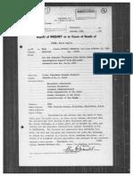 Errol Flynn autopsy