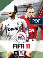 FIFA11 Manual