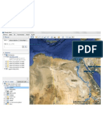 mapa egipto