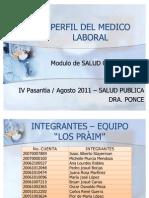 Ocupacional - Perfil Del Higienista - Los Prime