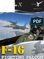 Manual F-16 Fighting Falcon Spanish