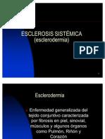 ESCLERODERMA