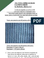 02) Orla Perfeita - Barra e Ponto Ingles Elgin-brother 840