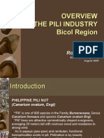 bicol inductry