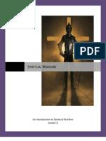 Spiritual Warfare- Lesson 2