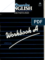 Oxford - Streamline English - 1 - Departures - Workbook A