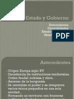 Estructura Politica de Mexico