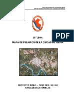 Iberia-mapa de Peligros