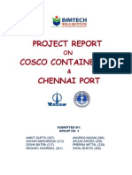 Chennai Port
