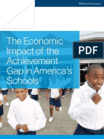 Achievement Gap Report USA
