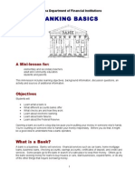 Banking Basics Mini