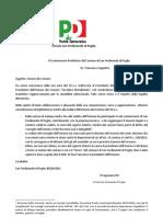 Al rio Prefettizio Del Comune Di San Ferdinando Di Puglia