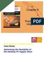 6 Supply Chain Integration