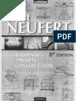 Neufert 8 Edition FR 51K1LK